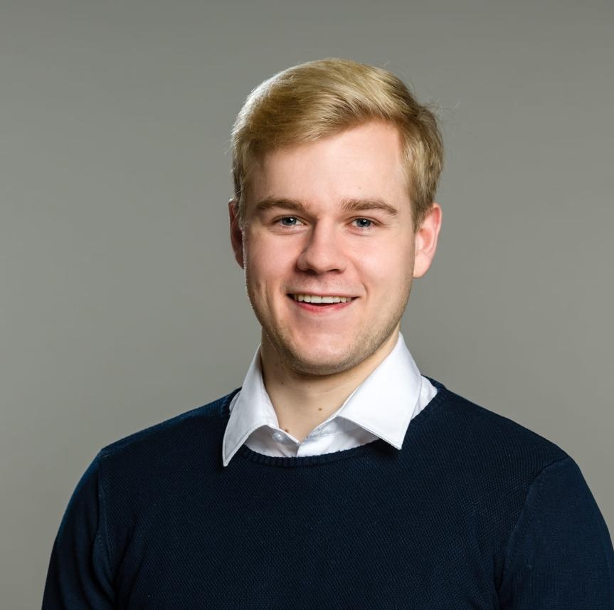 Kurz vorgestellt: Hannes Adam (Listenplatz3)