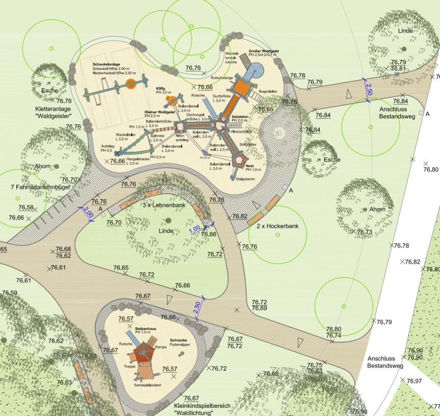 Grünes Licht für neuen Spielplatz inHalle-Neustadt